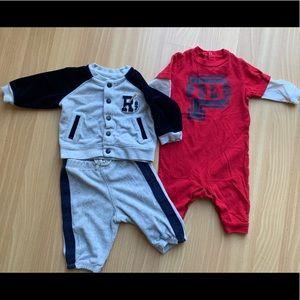 Baby Boy Ralph Lauren Outfits, 3 month
